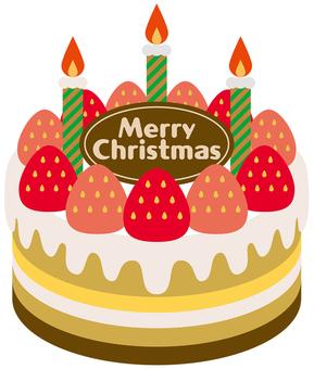 Cake - 01 (Christmas)
