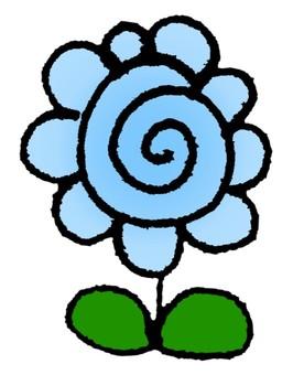 꽃 마루의 꽃