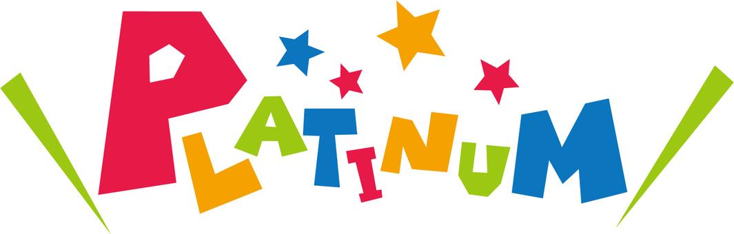 Platinum ☆ PLATINUM ☆ pop logo