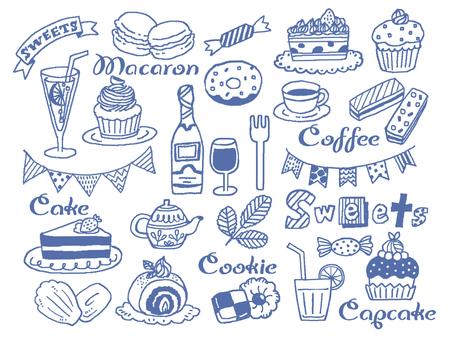 Sweets set 1