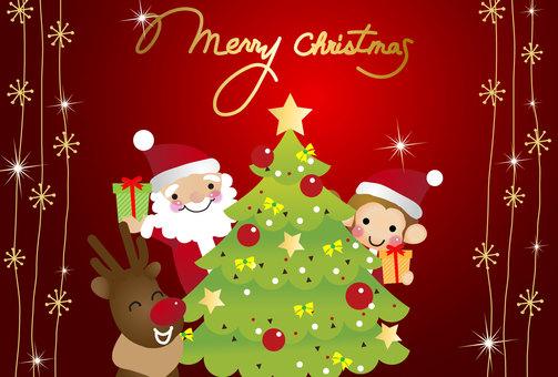 Christmas (red)