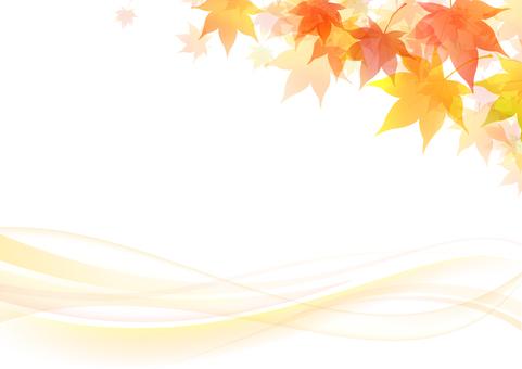 Fall image material 131