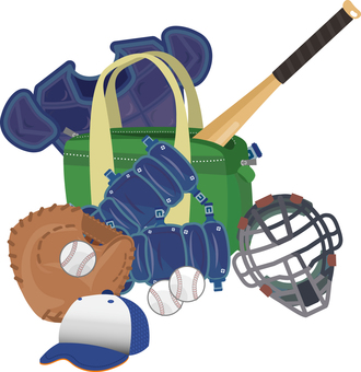 Bag and catcher equipment