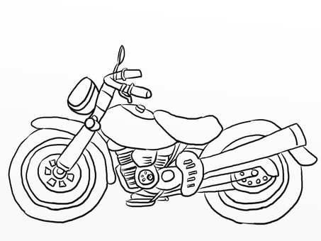 Coloring (motorcycle)