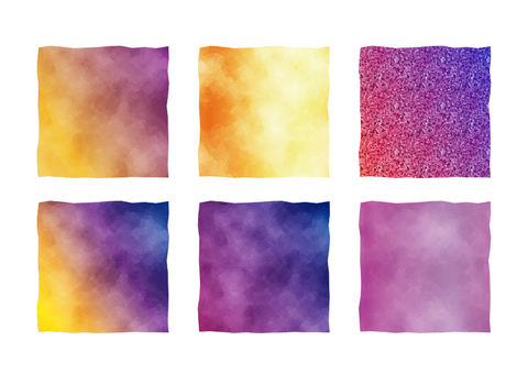 水彩畫框(萬聖節)3