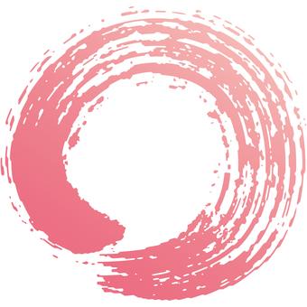 Brush brush n_ pink gradation_cs