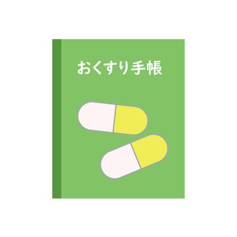 Image of medicine notebook