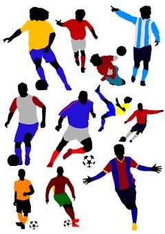 Footballer icon