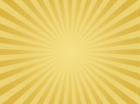 Radiant background material gold