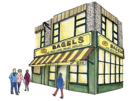 New York Bagel Shop