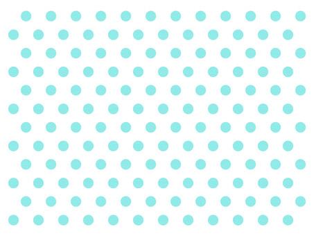Faint polka dot light blue
