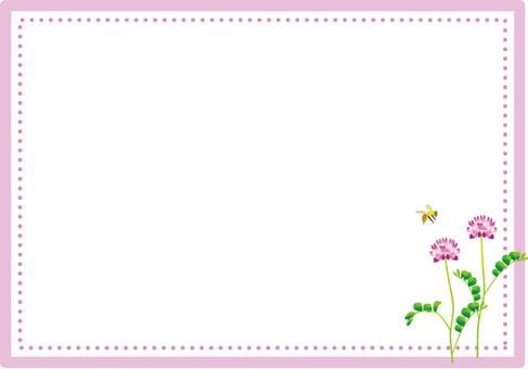 Lian flower frame