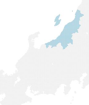 도트 맵 니가타 1