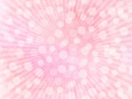 Pink background (radiation)