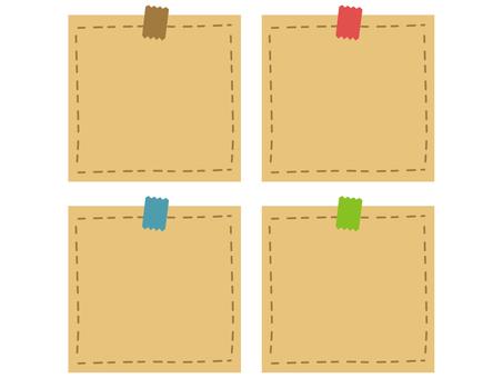 Notepad craft