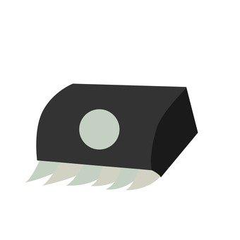 Hair clipper blade