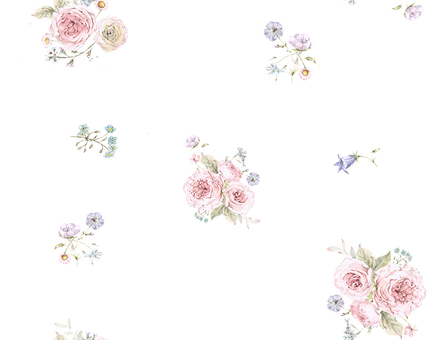Background 7 a - Pink rose background 1 unit