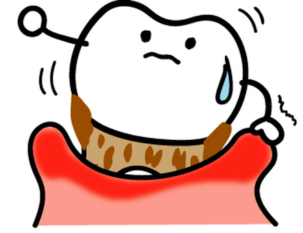 Dentition periodontal disease