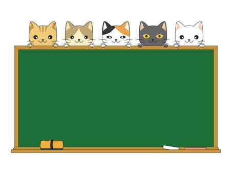 Animal cat frame 2
