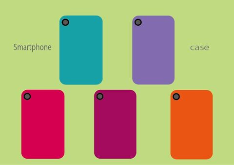 Smartphone case set