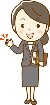 Female lawyer 01