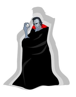 Vampire's melancholy