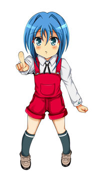 Riru mini character 3-2 sorrow short