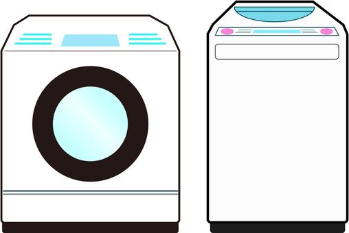 세탁기 세트