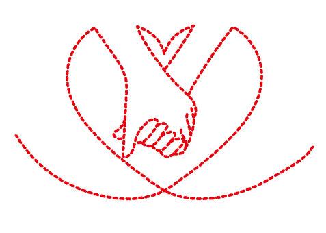 Hands 03_12 (heart)