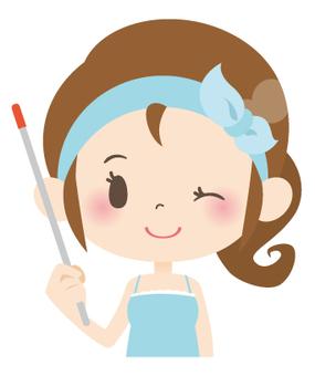 Housewife A * Beauty_description