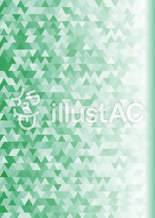三角背景3のイラスト