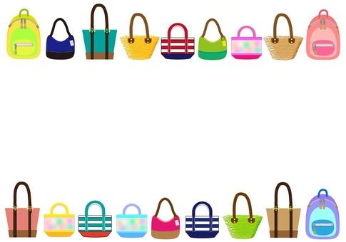 Bag frame ~ plain
