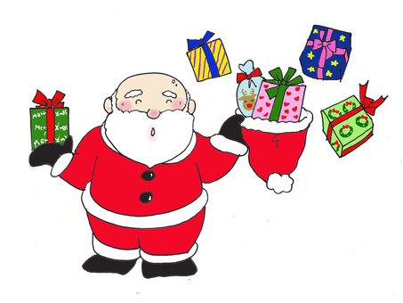 Santa's Illusion