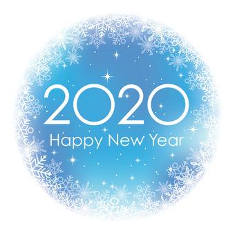 2020 년 새해의 상징