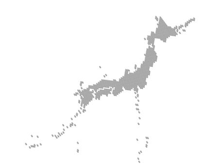 Japan Map 10