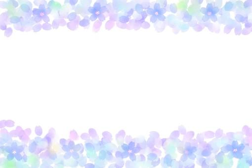 Petal frame