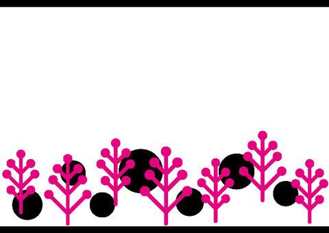 Tree (pink)