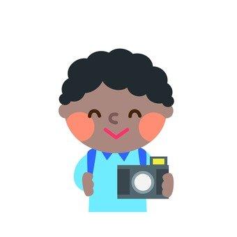 Boasting camera