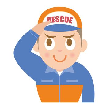 Rescue Worker _ 02