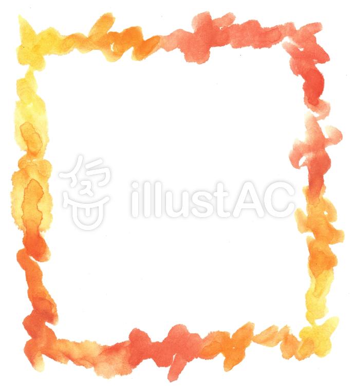 Freie Cliparts: Rahmen Linie Aquarell Vier Ecken Quadratisch - {ID ...