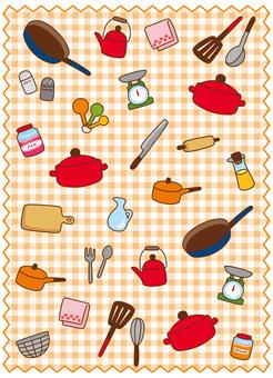 Background Kitchen