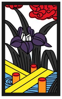 Hanafuda / iris
