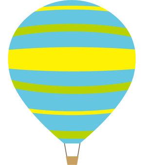 Balloon (light blue stripe)
