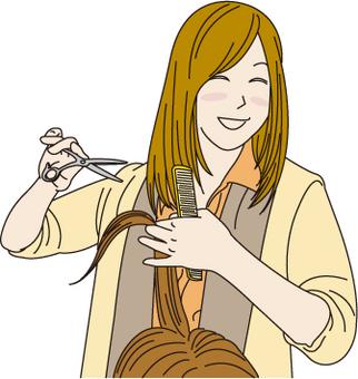 Hairdresser 2