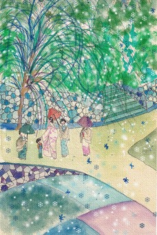 Townscape _ Japanese style 04