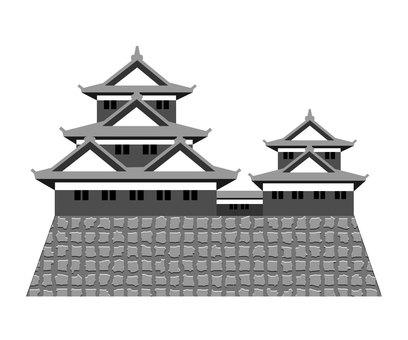 Japanese Castle 4