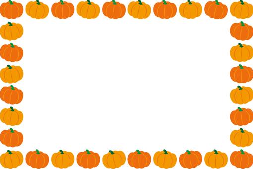 Pumpkin frame 2