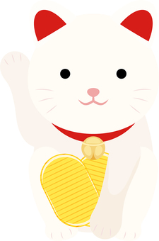Invitation cat icon