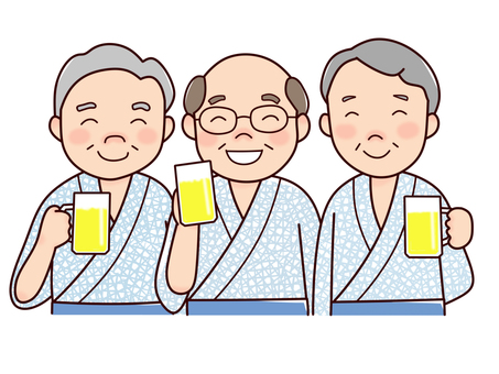 Uncle Three Person Beer
