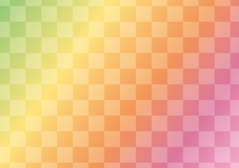 Colorful check background 01